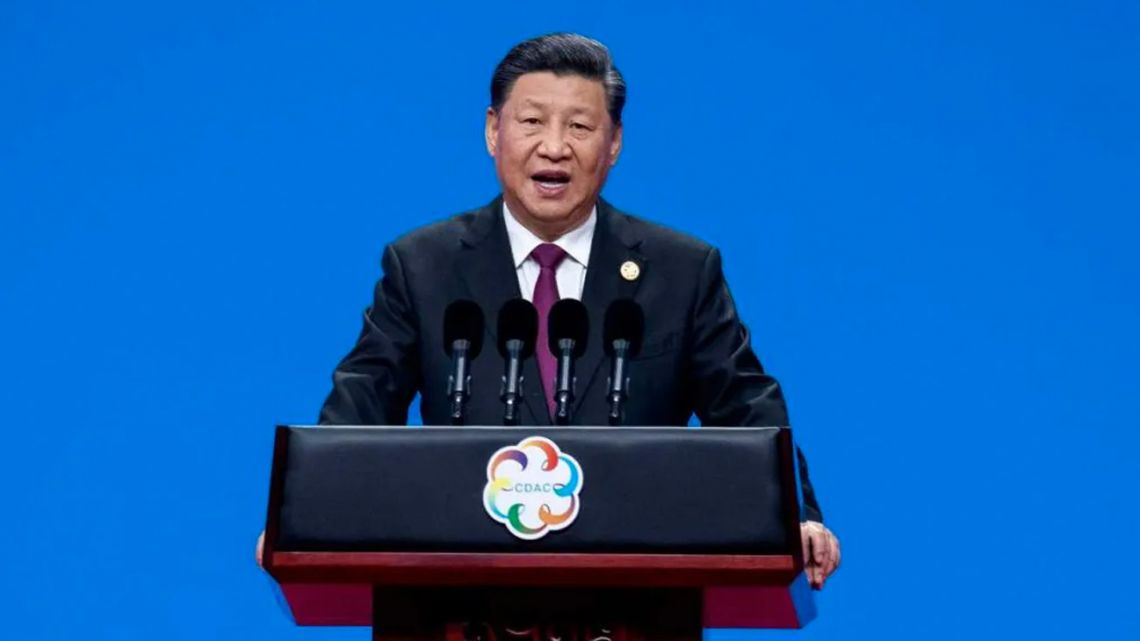 Chinese premier Xi Jingping.