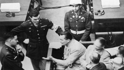 Göring en Núremberg