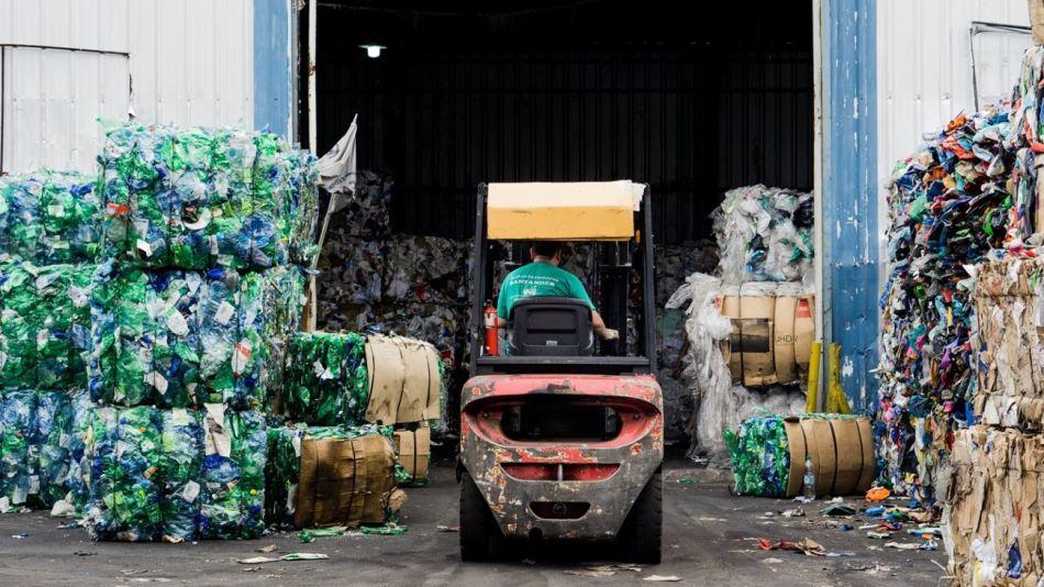 Danone reciclaje