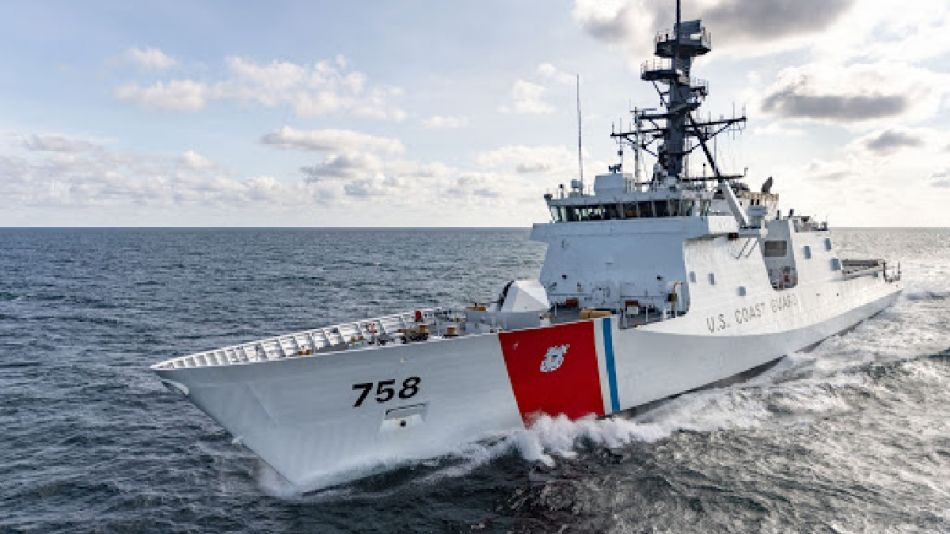 USCGC Stone, clase Legend