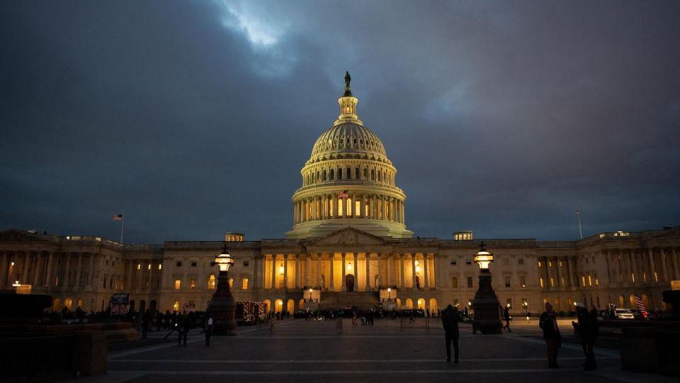 Inteligencia advierte sobre un nuevo ataque al Capitolio — Estados Unidos
