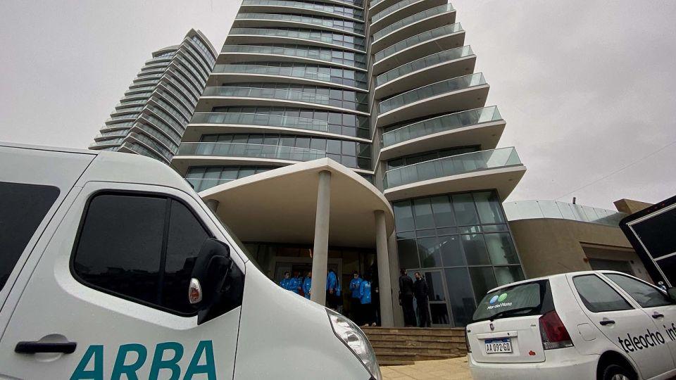 Un edificio en Mar del Plata que evadía pagar impuestos