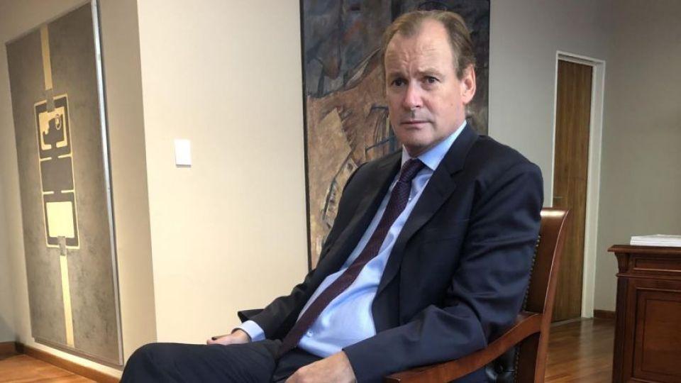 Gobernador de Entre Ríos, Gustavo Bordet.