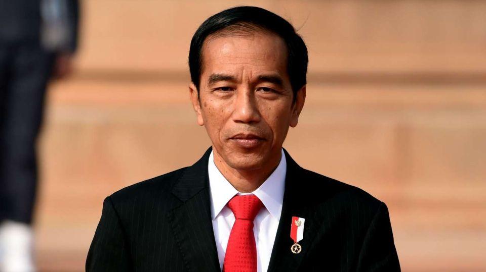 Joko Widodo Indonesia