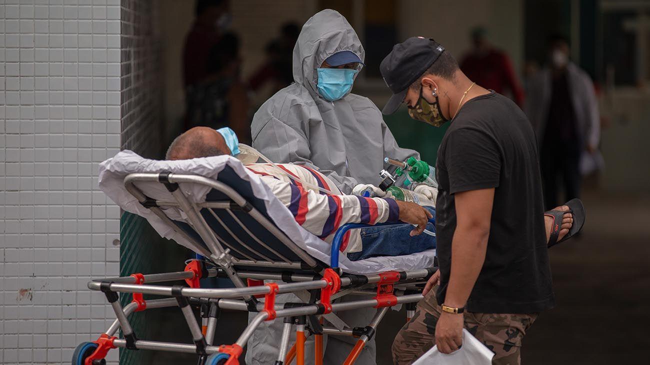 América Latina y el Caribe se convirtió el martes en la segunda región después de Europa en la mitad superior. un millón de muertes por Covid-19, según un recuento de AFP basado en recuentos oficiales. Ha habido al menos 500.800 muertes entre los 29 países de la región, con más de la mitad en Brasil