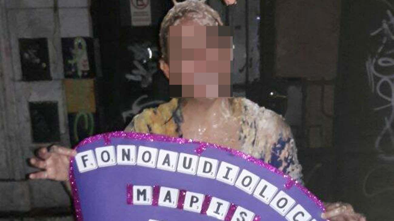 Ivana Mapis fue detenida acusada de contratar un sicario para matar a Verónica Dessio.