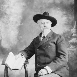Su nombre verdadero era William Frederick Cody.