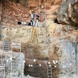 El objeto hallado precedió al Homo sapiens en, por lo menos, unos 50.000 años