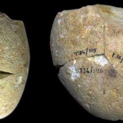 Fue hallada en la cueva Tabun del monte Carmelo, en el norte de Israel.