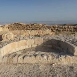 Los restos fueron hallados en una antigua fortaleza Maqueronte, ubicada en la cumbre de una colina en la actual Jordania.