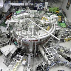 El experimento estuvo a cargo del Centro de Investigación KSTAR, de Corea del Sur.