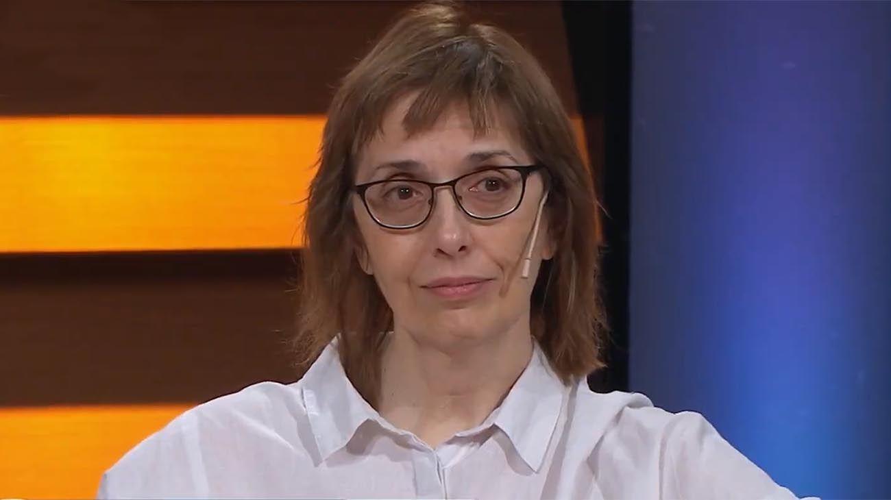 El error de Sanda Pitta al criticar la campaña de vacunación en Argentina