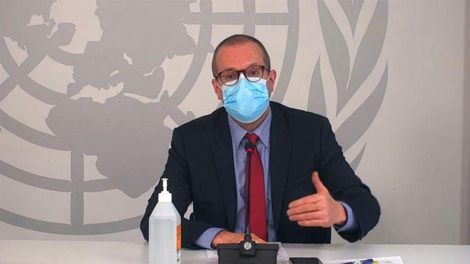 Hans Kluge, director europeo de la OMS 20210107