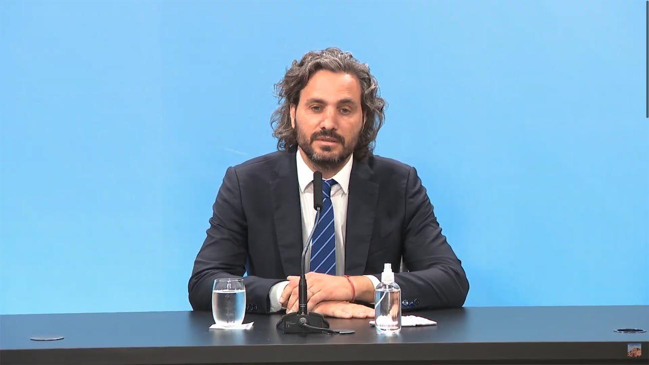 Conferencia de prensa Gobierno