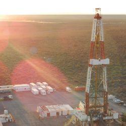 El yacimiento de Sierra Chata está ubicado a 150 kilómetros al noroeste de la ciudad de Neuquén.