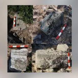Los restos del templo fueron hallados en un área ubicada en los distritos de Urla, Cesme y Seferihisar, todos pertenecientes a la provincia turca de Esmirna.