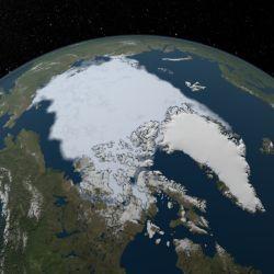 Las imágenes satelitales muestran cómo el mundo se está viendo fuertemente afectado por el cambio climático y los incendios.