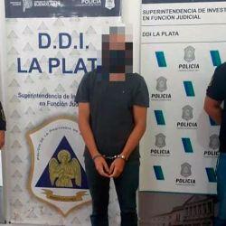 Juan Ignacio Buzali, marido de Carolina Píparo, detenido | Foto:cedoc