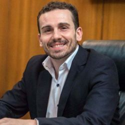 Nuevo director del Banco Central, Diego Bastourre