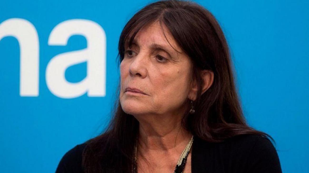 La ministra Teresa García