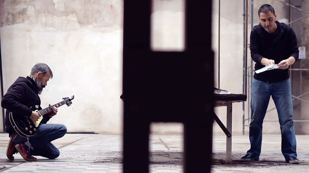 La herida y el cuchillo | Foto:Cedoc