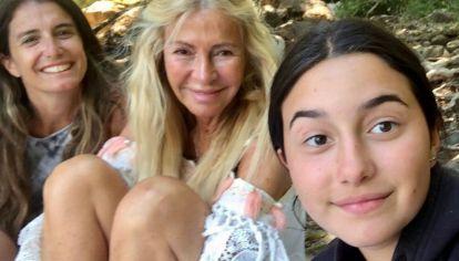La hija de Romina Yan, Azul Giordano, cumplió 15 años