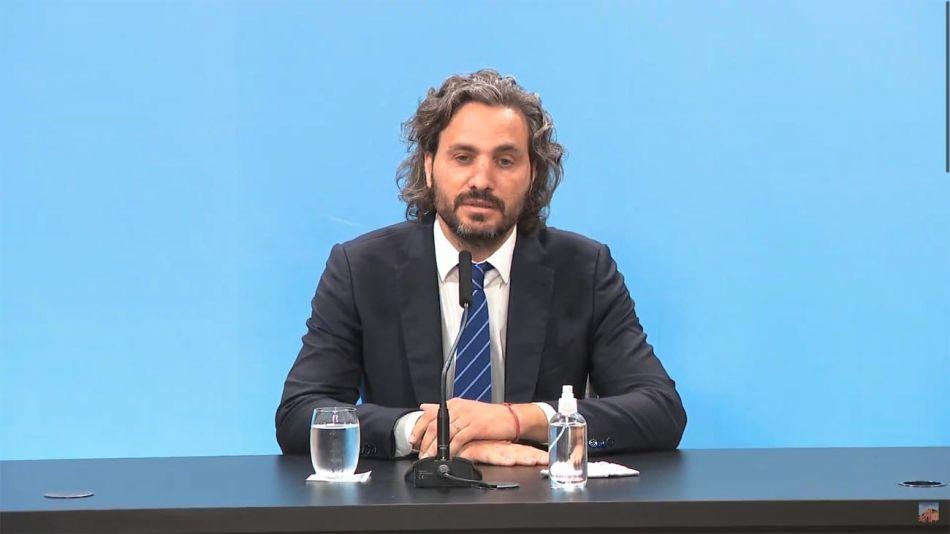 Conferencia de prensa Gobierno 20210108