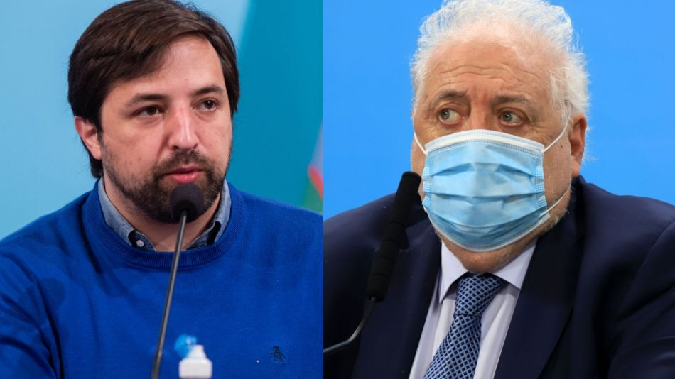 Kreplak Ginés Vacuna Rusa