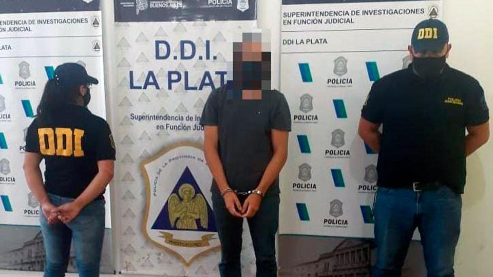 Juan Ignacio Buzali, marido de Carolina Píparo, detenido
