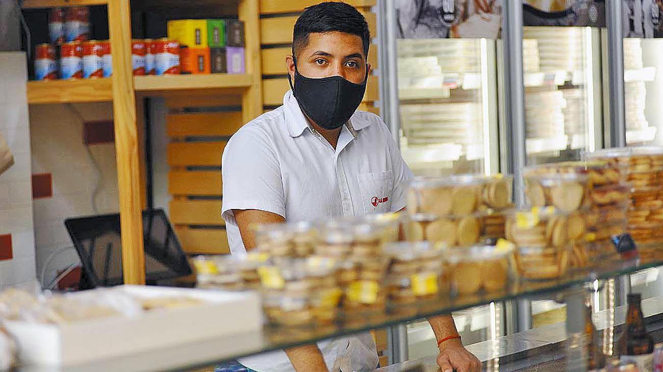Comercio. El consumo cayó en restaurantes, kioscos, indumentaria, farmacias y perfumerías.