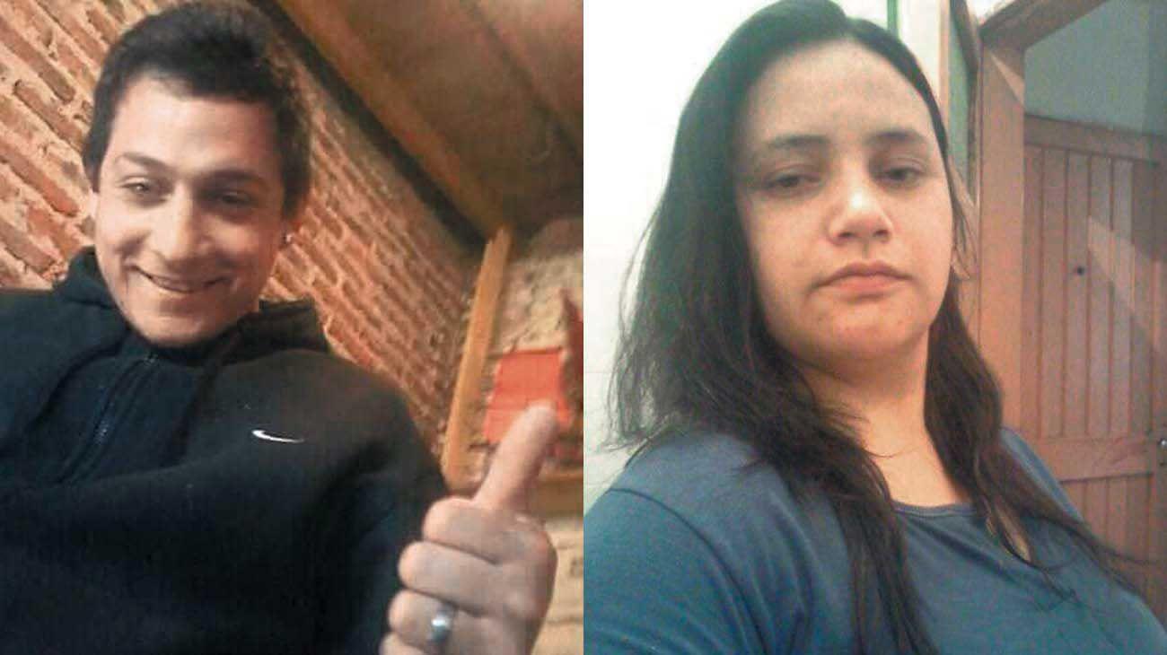Acusado. Cristian Ramírez fue detenido tras la muerte de Anabella.