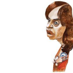 Cristina Kirchner   Foto:Pablo Temes