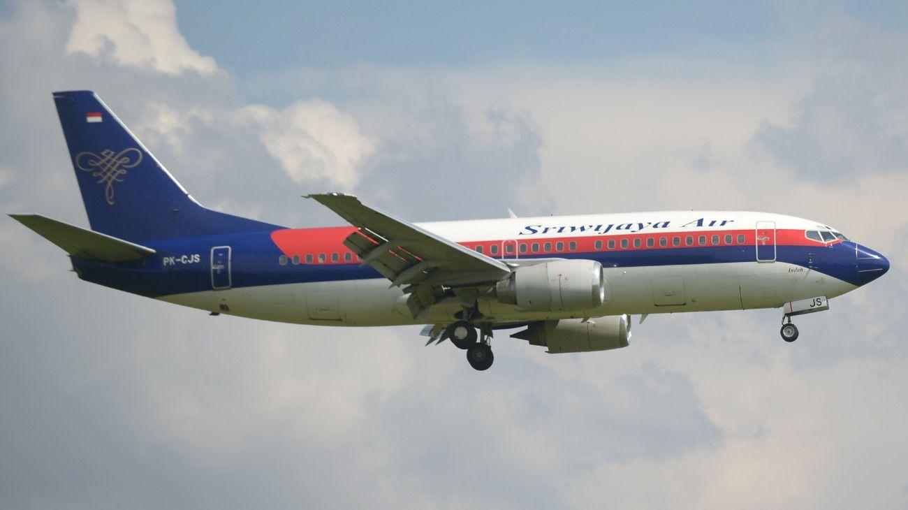 Se perdió el contacto con el Boeing 737-500 de la aerolínea local Sriwijaya.