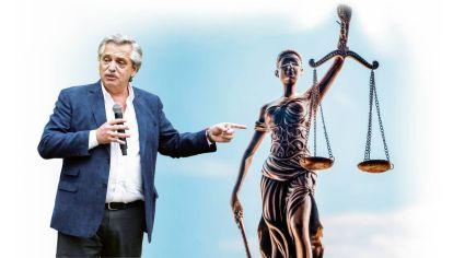 """La pelea de fondo en la Justicia y la idea de una """"Corte paralela"""""""