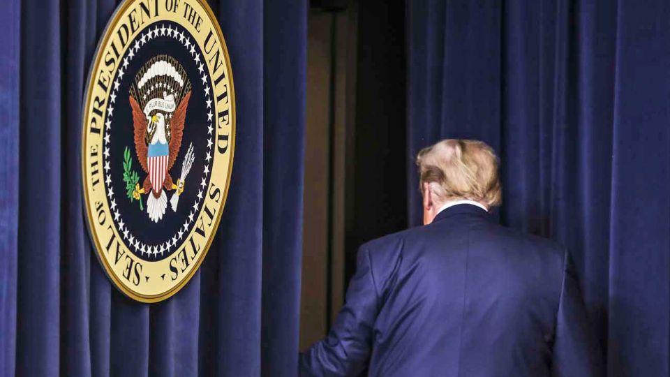 """Nancy Pelosi, la líder opositora presentará el proceso contra un hombre """"perturbado, trastornado y peligroso""""."""