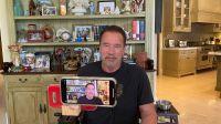 Arnold Schwarzenegger comparó a los seguidores de Trump con los Nazis y lo criticó duramente.