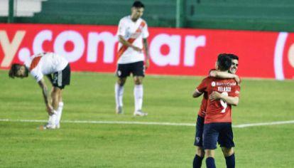 Joyita. El juvenil ya venía insinuando su talento con Pusineri como técnico, pero anoche tuvo su despegue: convirtió dos goles y le dio el triunfo a Independiente.