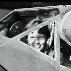 Sus hazañas aéreas la convirtieron en una de las personas más admiradas en el mundo entero.