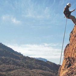 Dos de las tres grandes torres del cerro Ventana Sur siguen habilitadas sin ninguna restricción para la escalada.
