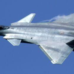 El J-20 es categorizado como un avión de quinta generación.