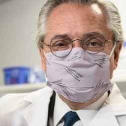 Alberto Fernández | Foto:cedoc