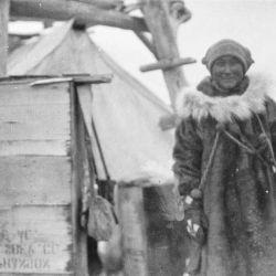 Fue la única sobreviviente de la expedición al Artico.
