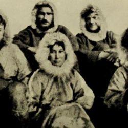 Fue la única mujer entre los cinco integrantes de la expedición.
