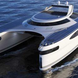 El Pagurus es una invención de Lazzarini Design Studio, de Italia, quienes afirman que la embarcación requerirá dos años para su construcción.