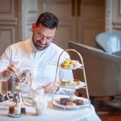 Macarons, el secreto de Damián Betular para lograr la receta perfecta del Palacio Duhau