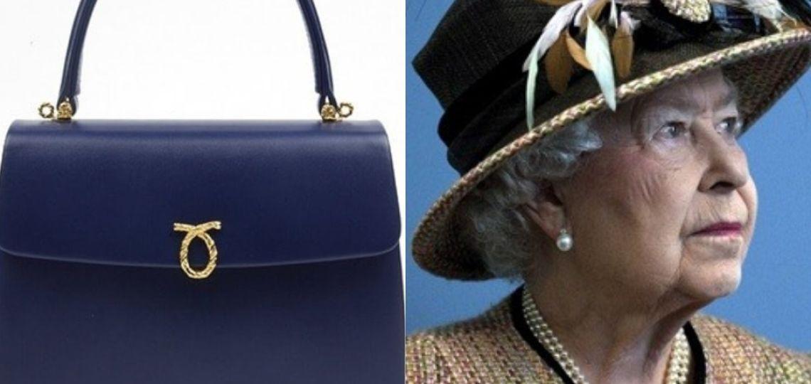Launer, la firma fetiche de bolsos de la Reina Isabel II