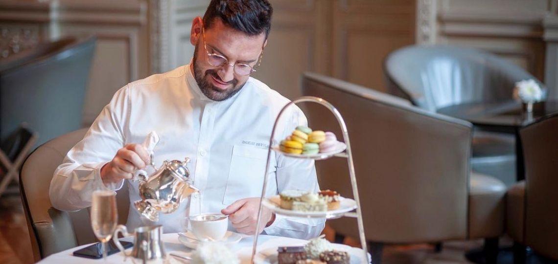 Damián Betular y la receta de las exquisitas trufas del Palacio Duhau