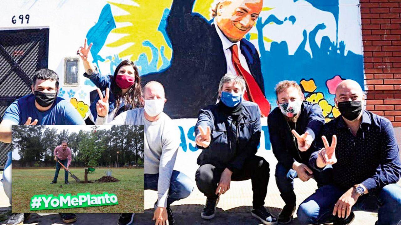Interna entre Intendentes por el desembarco de Máximo Kirchner en la Provincia | Foto:cedoc