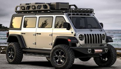 Jeep no tendrá una van destinada al off-road