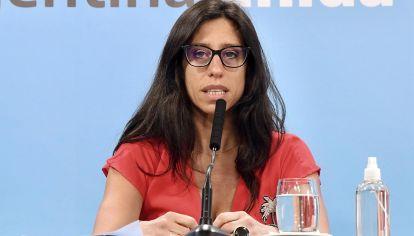 La secretaria de Comercio Interior, Paula Español, es la encargada de controlar los Precios Máximos.
